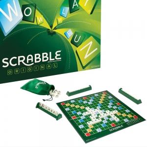 Scrabble Orijinal Türkçe Kelime Oyunu 0873 - Thumbnail
