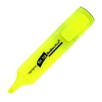 Scrikss Office İşaretleme Kalemi Sarı
