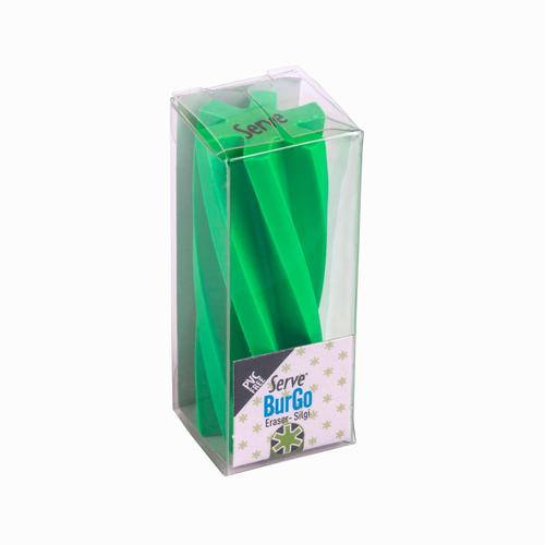 Serve Burgo Neon Silgi Yeşil 7050