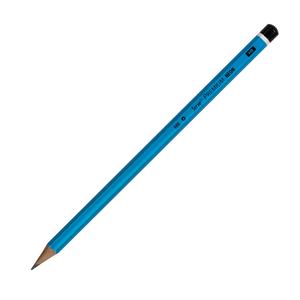 Serve Premium Neon Mavi HB Ahşap Kurşun Kalem 8032 - Thumbnail