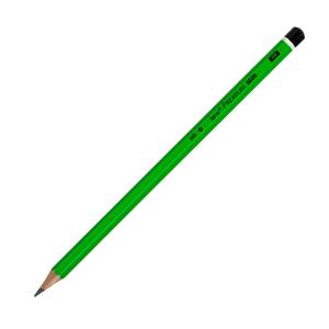 Serve Premium Neon Yeşil HB Ahşap Kurşun Kalem 8049 - Thumbnail