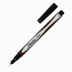 Sharpie - Sharpie Pen 0.3 mm Kırmızı 1739