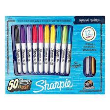 Sharpie - Sharpie Permanent Kalem Special Edition 12'li