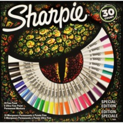 Sharpie - Sharpie Permanent Marker Special Edition Karışık Set
