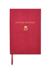 Sloane Stationery - Sloane Staionery Little Miss Organised Çizgili Defter