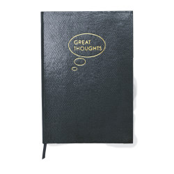 Sloane Stationery - Sloane Stationery Great Thoughts Çizgili Defter