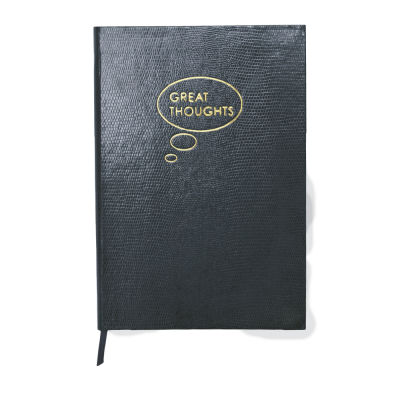 Sloane Stationery Great Thoughts Çizgili Defter