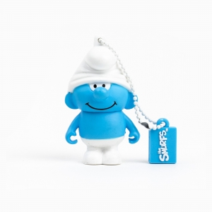 H&S - Smurfs 8GB USB Flash Drive Clumsy 4746