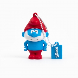 H&S - Smurfs 8GB USB Flash Drive Papa Smurf 4739