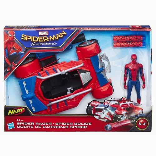 Spider-Man Örümcek Araç ve Örümcek Adam 5015