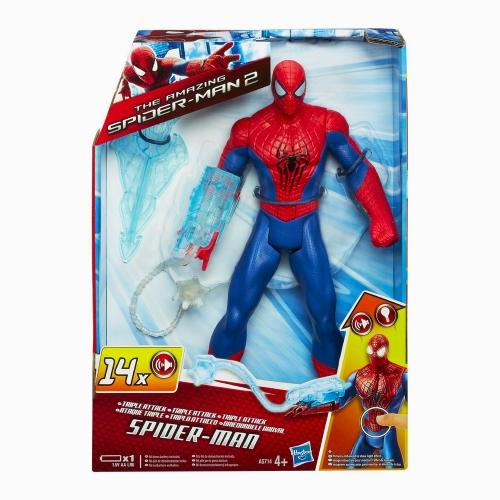 Spider-Man Triple Attack 5788
