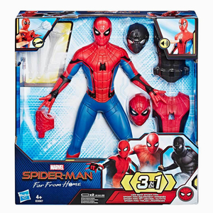 Spider Man - Spiderman Far From Home Dev Elektronik Spiderman Figürü 2725