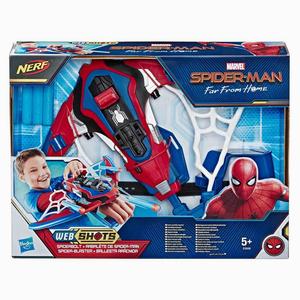 Spider Man - Spiderman Far From Home Spiderman Dart Fırlatıcı 5314