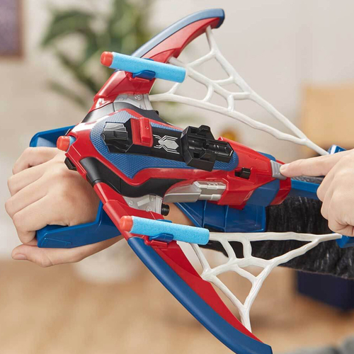 Spiderman Far From Home Spiderman Dart Fırlatıcı 5314