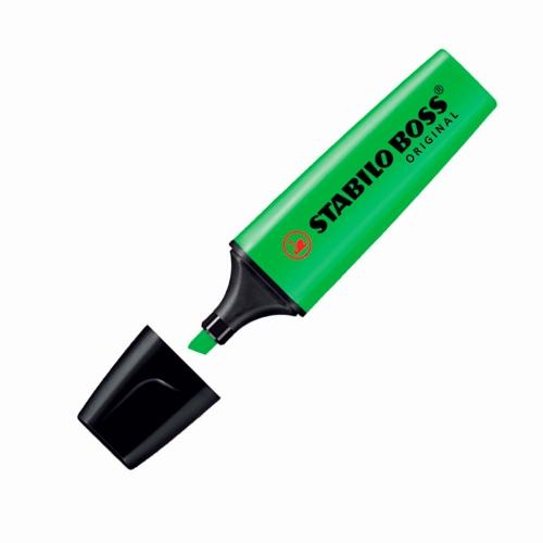 Stabilo Boss Original İşaretleme Kalemi Yeşil 70/33 3641