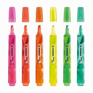Stabilo - Stabilo Color Matrix Swing Cool İşaretleme Kalemi Yeşil 9058 (1)