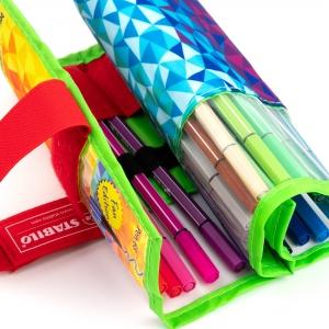 Stabilo - Stabilo Color Mix Pen 68 25′li Rulo Set 2546 (1)