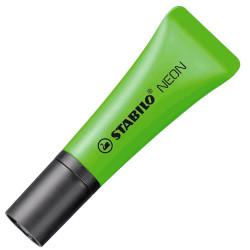 Stabilo - Stabilo Neon Fosforlu Kalem Yeşil