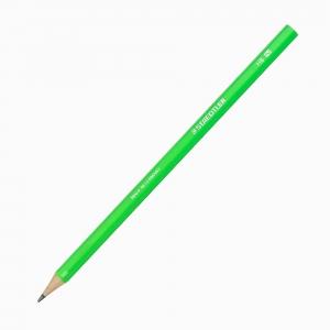 Staedtler - Staedtler HB Ahşap Kurşun Kalem Neon Yeşil 180 HB-F50 2062