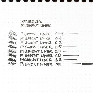 Staedtler - Staedtler Pigment Liner 8'li Çizim Kalemi Seti 308 SB8 9247 (1)