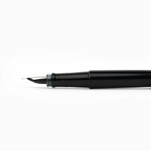Steelpen - Steelpen Pearl Parlak Siyah Dolma Kalem (1)