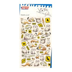 Bigpoint - Sticker Australia Animals