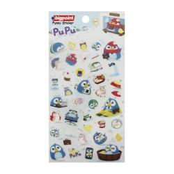 Bigpoint - Sticker Penguin Pupu