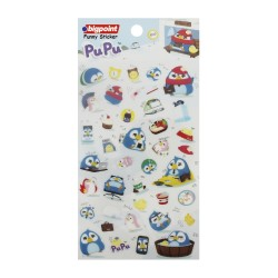Bigpoint - Sticker Penguin Pupu