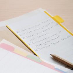 Stickn - Stickn Divider Yapışkanlı Not Kağıdı 21462 (1)