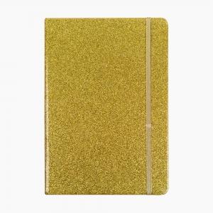 Syloon - Syloon A5 Çizgili Defter Gold 8719