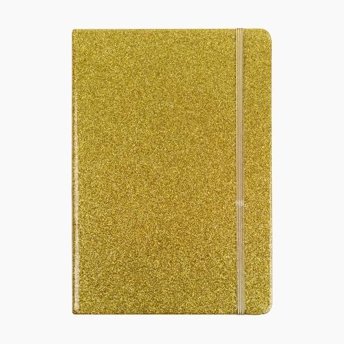 Syloon A5 Çizgili Defter Gold 8719