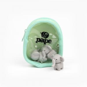 Syloon - Syloon Mini Çantalı Silgi Yeşil 7972
