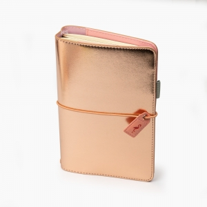 Syloon - Syloon Organizer Defter Rose Gold 8801