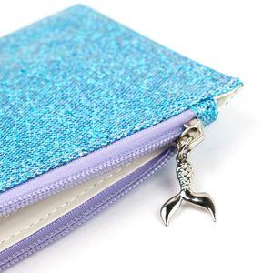 Syloon Pullu Kalem Çantası Mermaid 9181 - Thumbnail
