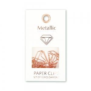 Syloon - Syloon Rose Gold Ataş Diamond 8290