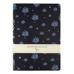 Diğerleri - Taros The Flower on Cloth 18x25 cm Çizgili Defter