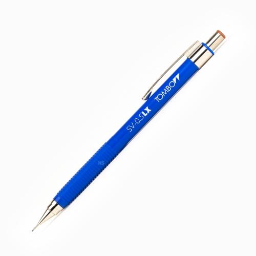 Tombow 0.5LX 0.5mm Mekanik Kurşun Kalem Mavi
