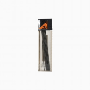 Tombow - Tombow 0.9 mm 2B 12'li Min (Uç) 05/14