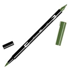 Tombow - Tombow Dual Brush 158 Dark Olive