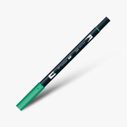 Tombow - Tombow Dual Brush Pen 245 Sap Green