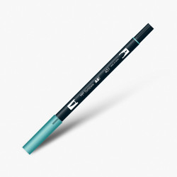 Tombow - Tombow Dual Brush Pen 451 Sky Blue