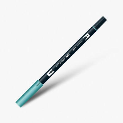 Tombow Dual Brush Pen 451 Sky Blue