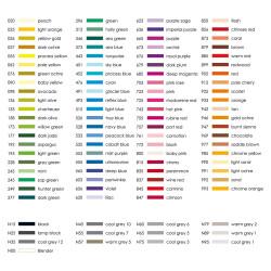 Tombow - Tombow Dual Brush Pen 493 Reflex Blue (1)