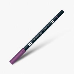Tombow - Tombow Dual Brush Pen 676 Royal Purple