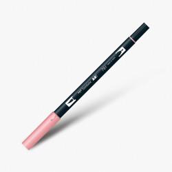 Tombow - Tombow Dual Brush Pen 761 Carnation