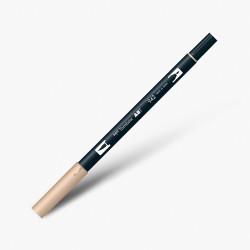 Tombow - Tombow Dual Brush Pen 942 Tan