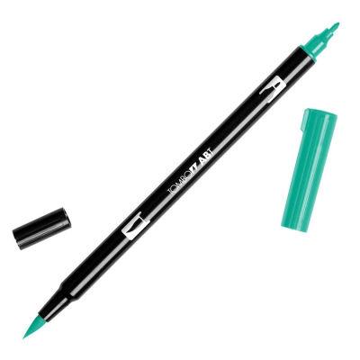 Tombow Dual Brush Pen 296 Green