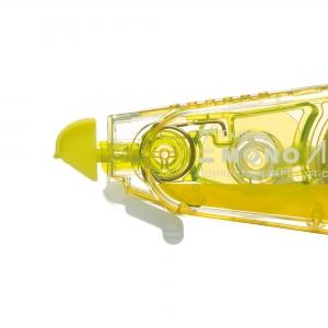 Tombow - Tombow Mono Air Şerit Silici 4.2mmX10m Sarı CT-CA6C60 6352 (1)