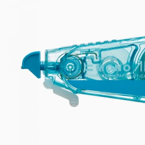 Tombow - Tombow Mono Air Şerit Silici 5mmX10m Mavi CT-CA5C40 6369 (1)