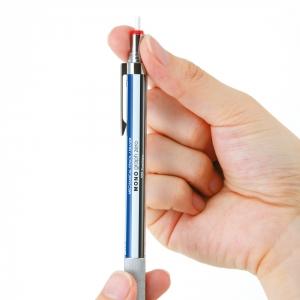 Tombow Mono Graph Zero 0.5 mm Mekanik Kurşun Kalem Mavi SH-MGU43 4007 - Thumbnail